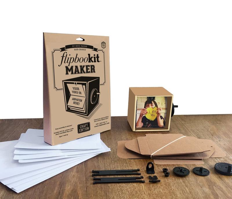 FlipBooKit MAKER Kit CRAFT