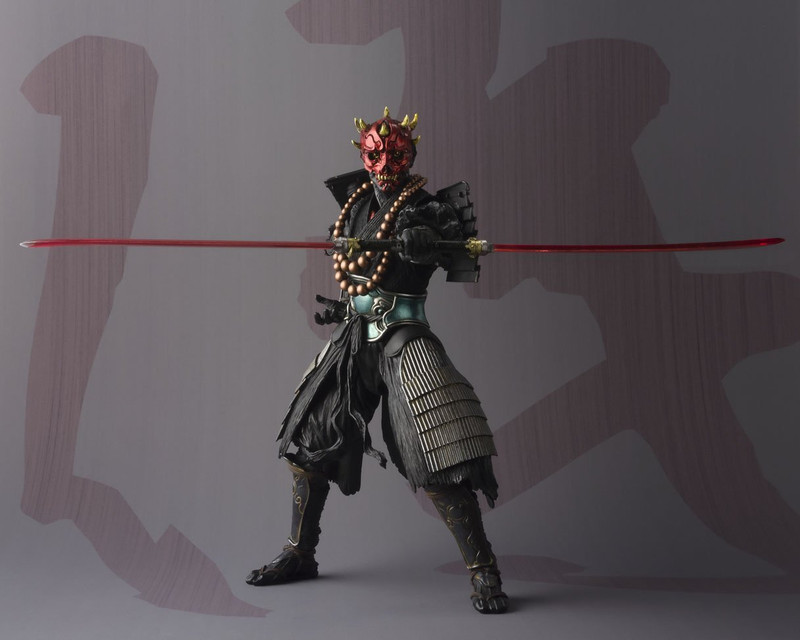 Tamashii Nations : Sohei Darth Maul