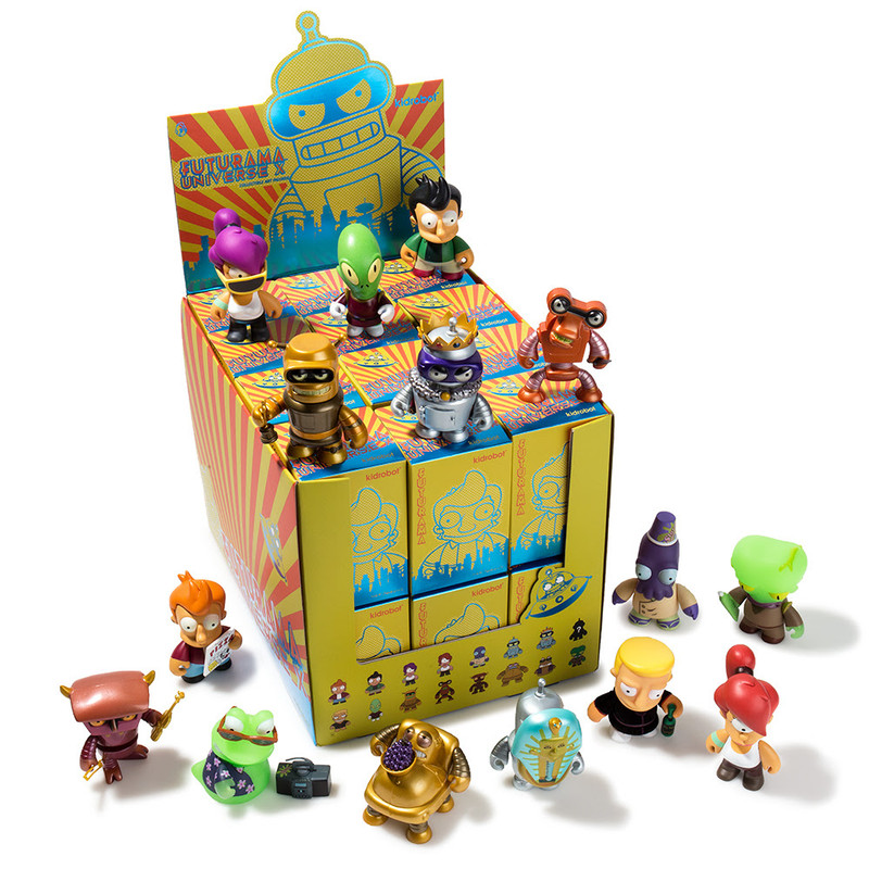 Futurama Universe X Mini Series : Blind Box