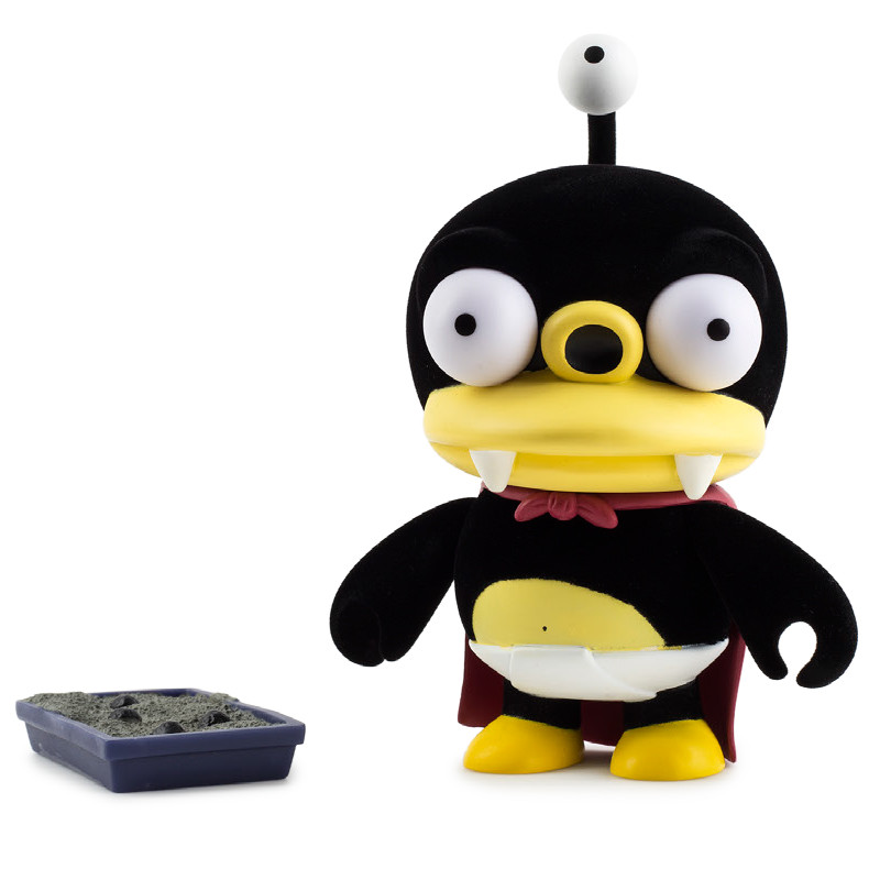 Futurama Furry Little Nibbler Medium Figure