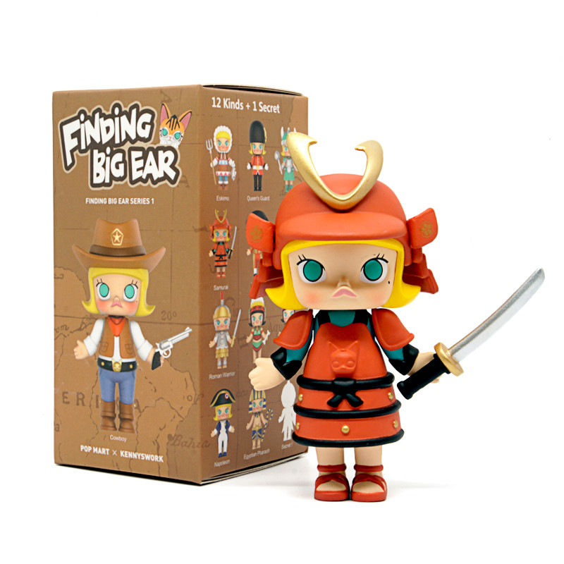 Molly Finding Big Ear : Blind Box
