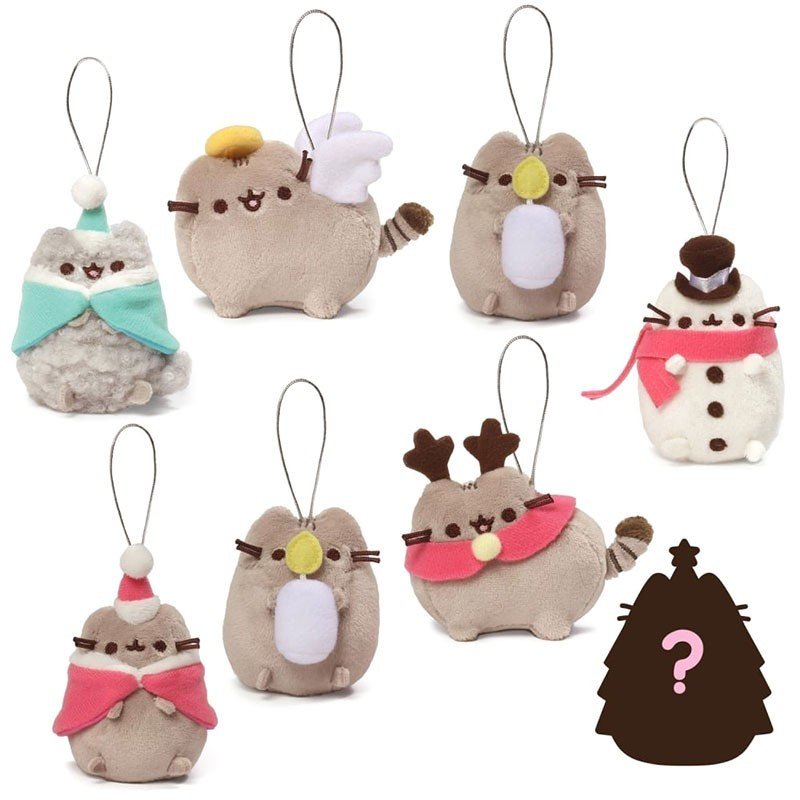 Pusheen Holiday Cheer Ornaments Series : Blind Box