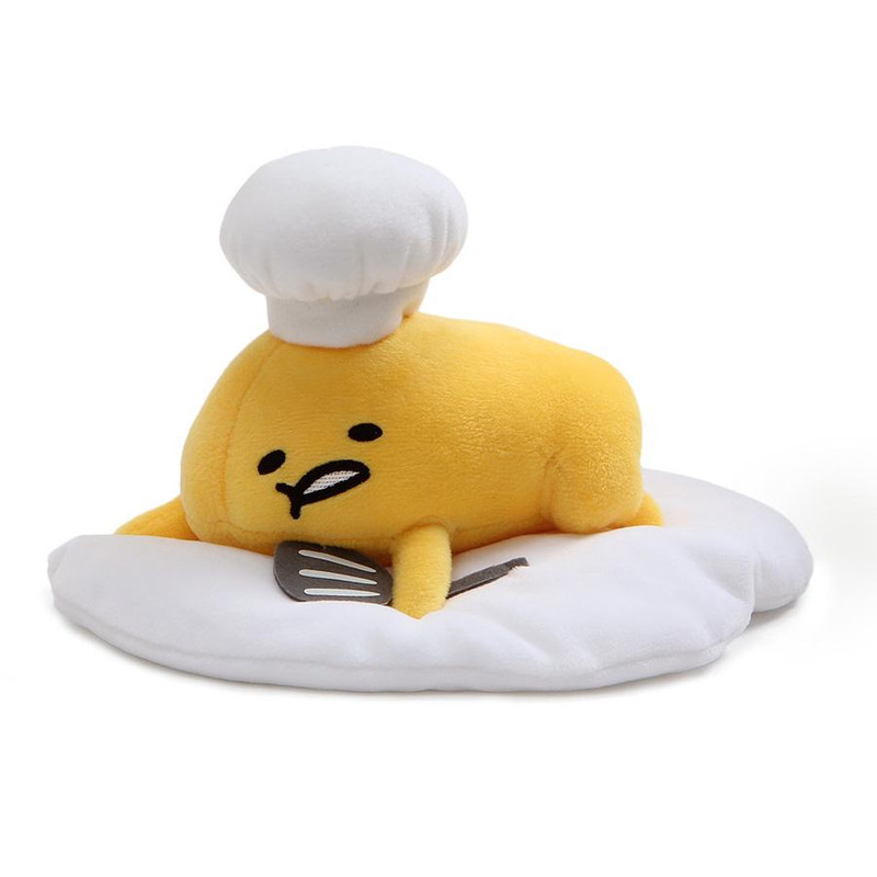 Gudetama with Chef's Hat