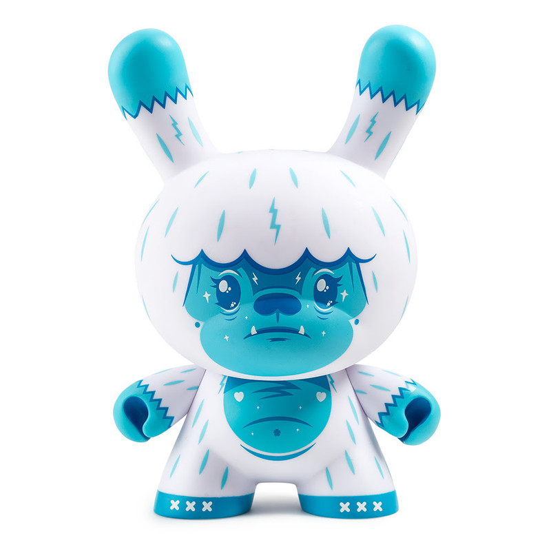 Dunny 8 inch : Kono the Yeti