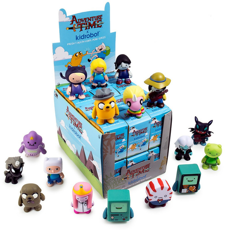 Adventure Time Fresh 2 Death Mini Series : Blind Box