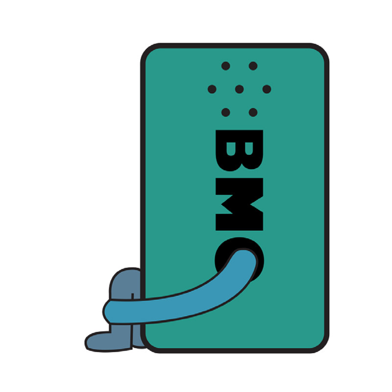 Adventure Time BMO Medium Figure PRE-ORDER SHIPS APR 2018