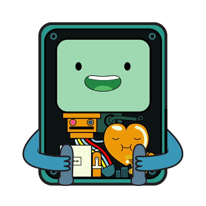 Adventure Time BMO Medium Figure PRE-ORDER SHIPS APR 2018