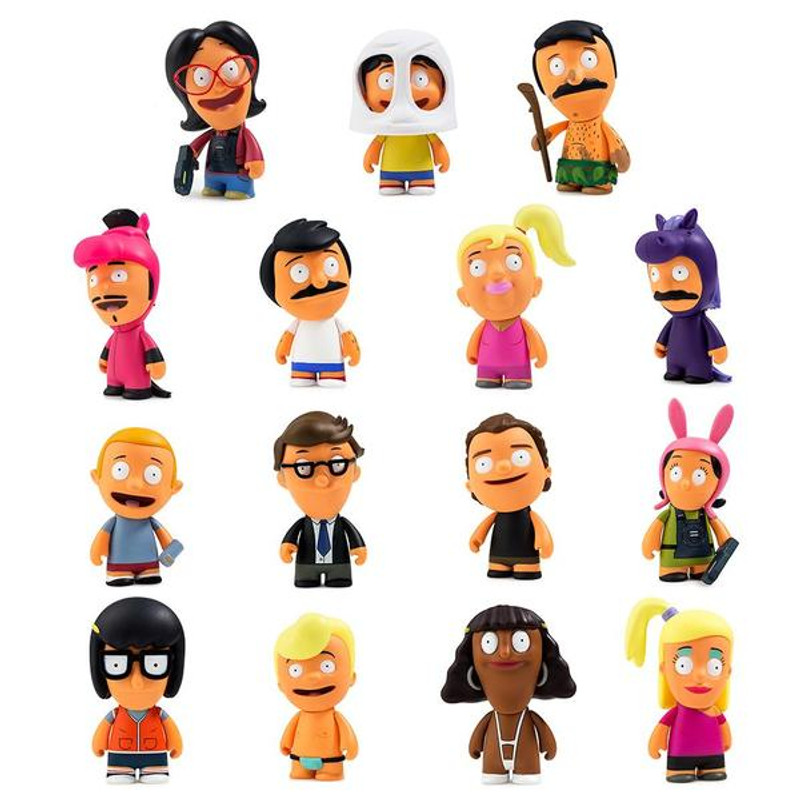Bob's Burgers Grand Re-Opening Mini Series : Case of 24