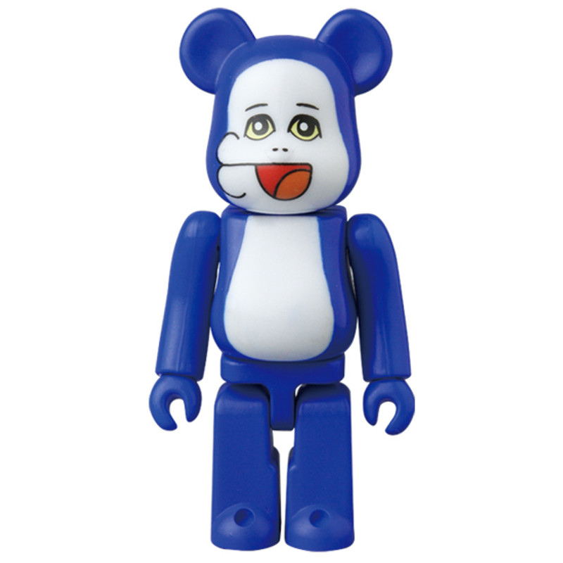 Be@rbrick 35 : Artist (group inou) *OPEN BOX*