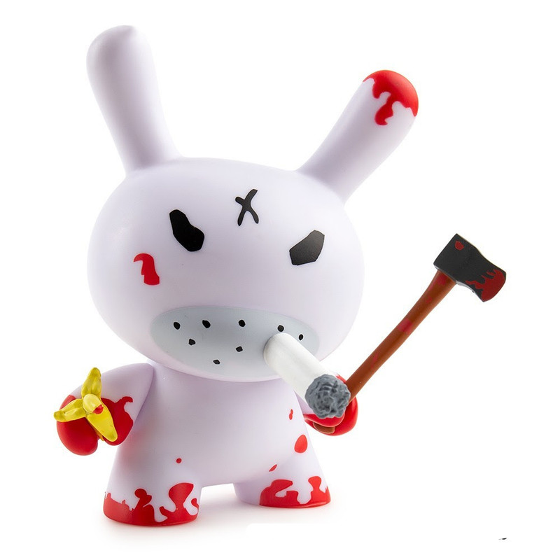 Dunny 5 inch : Redrum