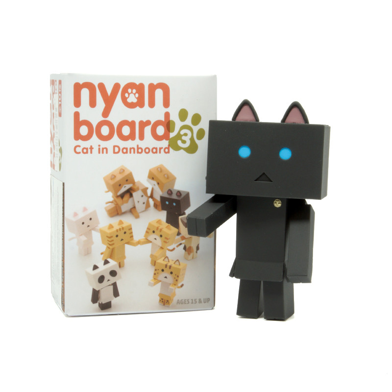Nyanboard Figure Collection 3 : Blind Box