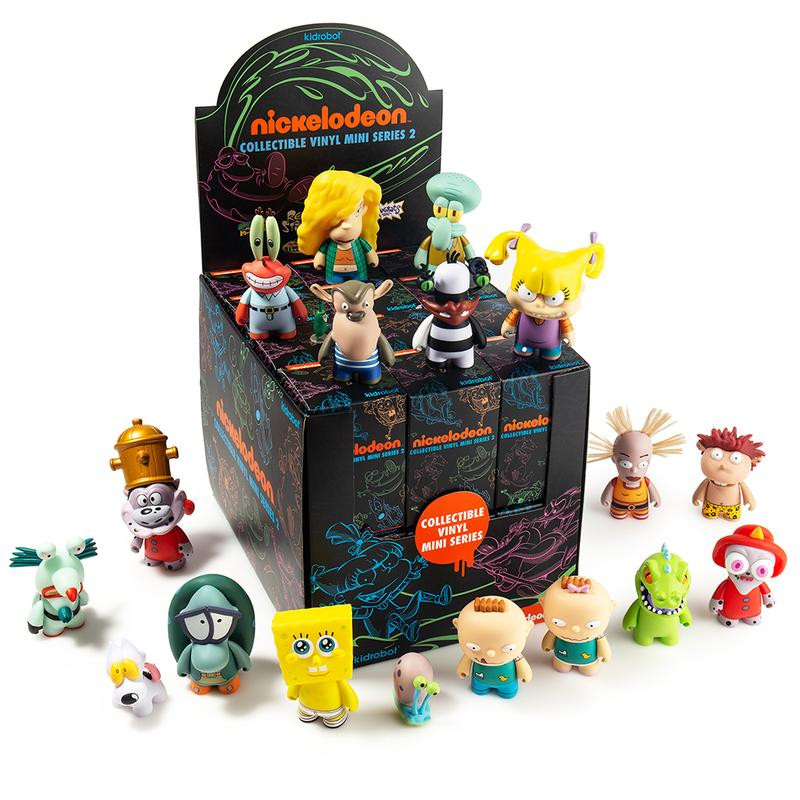 Nickelodeon 90's Mini Series 2 : Case of 24