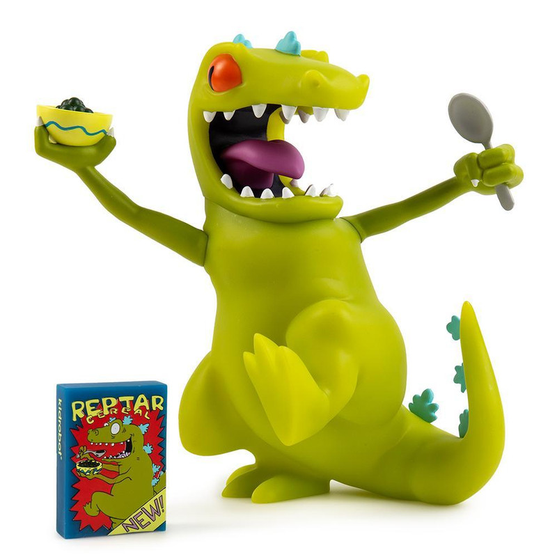 Rugrats Reptar Medium Figure