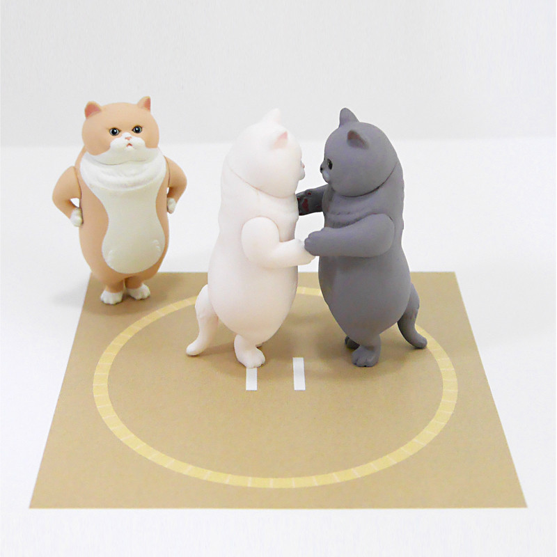 Marching Cats : Blind Box