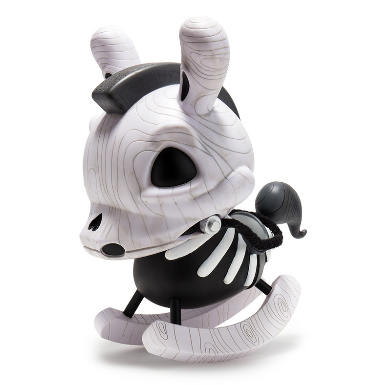 Dunny 8 inch : The Death of Innocence Greyscale