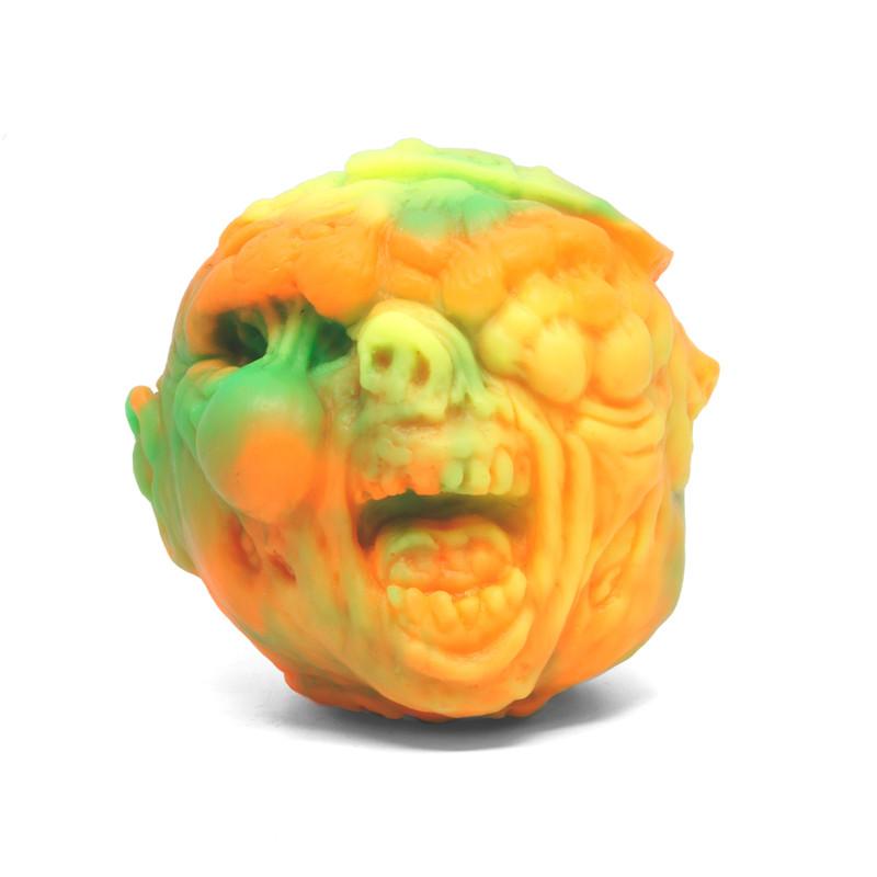 Naughin : Vyle Lyle Green/Yellow/Orange