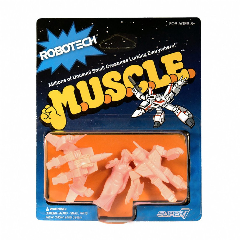 Robotech MUSCLE : Pack C