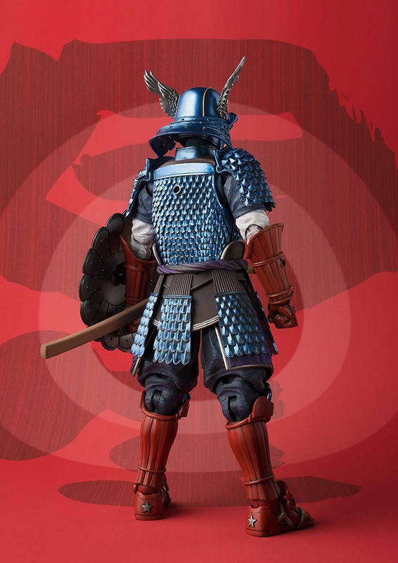 Tamashii Nations : Samurai Captain America