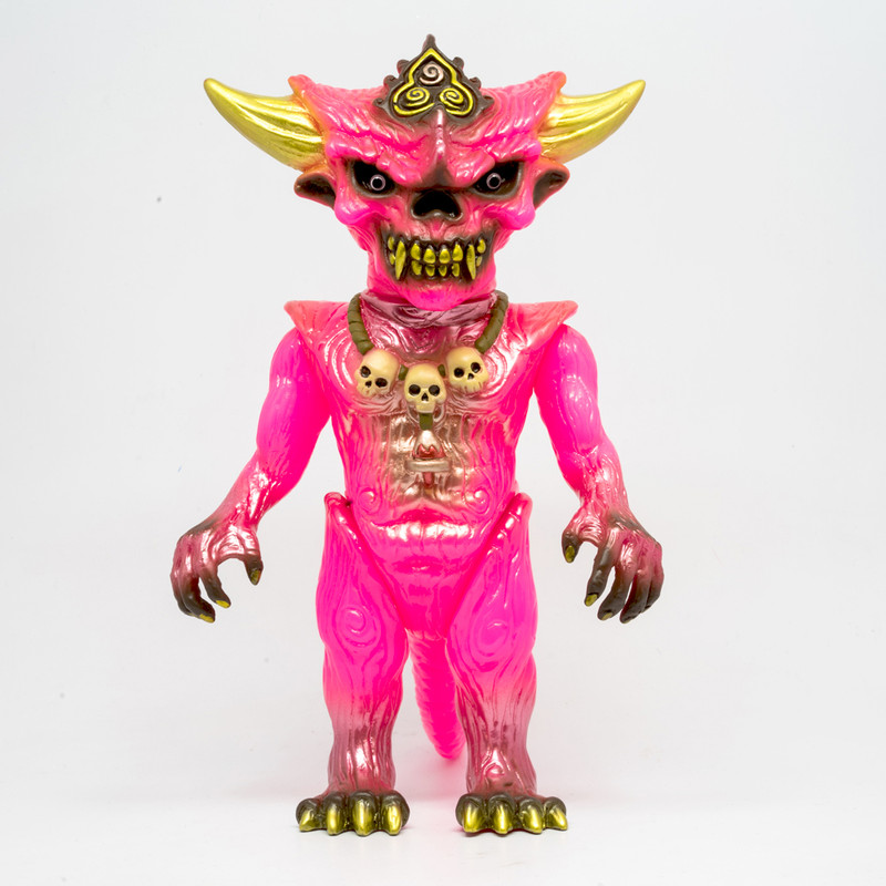 Blushing Evil Apalala by Devilboy *SOLD*