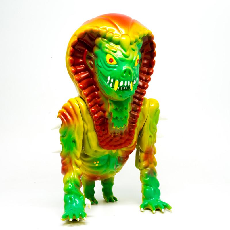 Serpentoid Yellow by Draculazer *SOLD*
