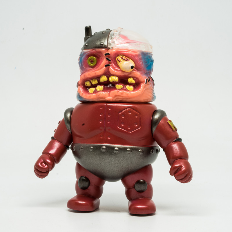 CK Beta with Mecha Brain Cadaver Head by Splurrt *SOLD*