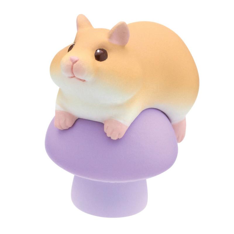 Hamster on Mushroom : Blind Box