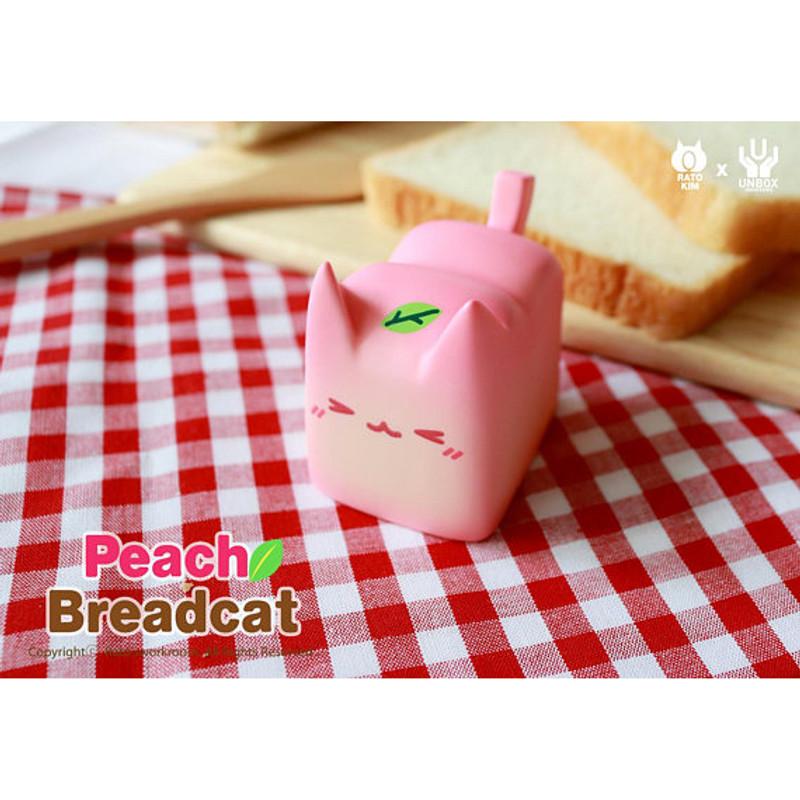 Bread Cat : Peach