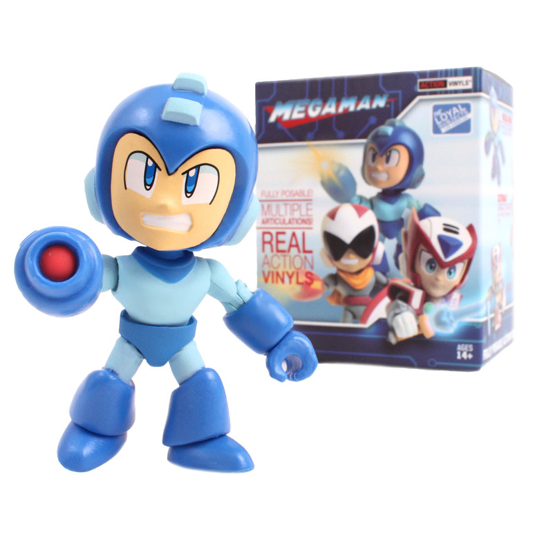 Mega Man Wave 1 : Blind Box