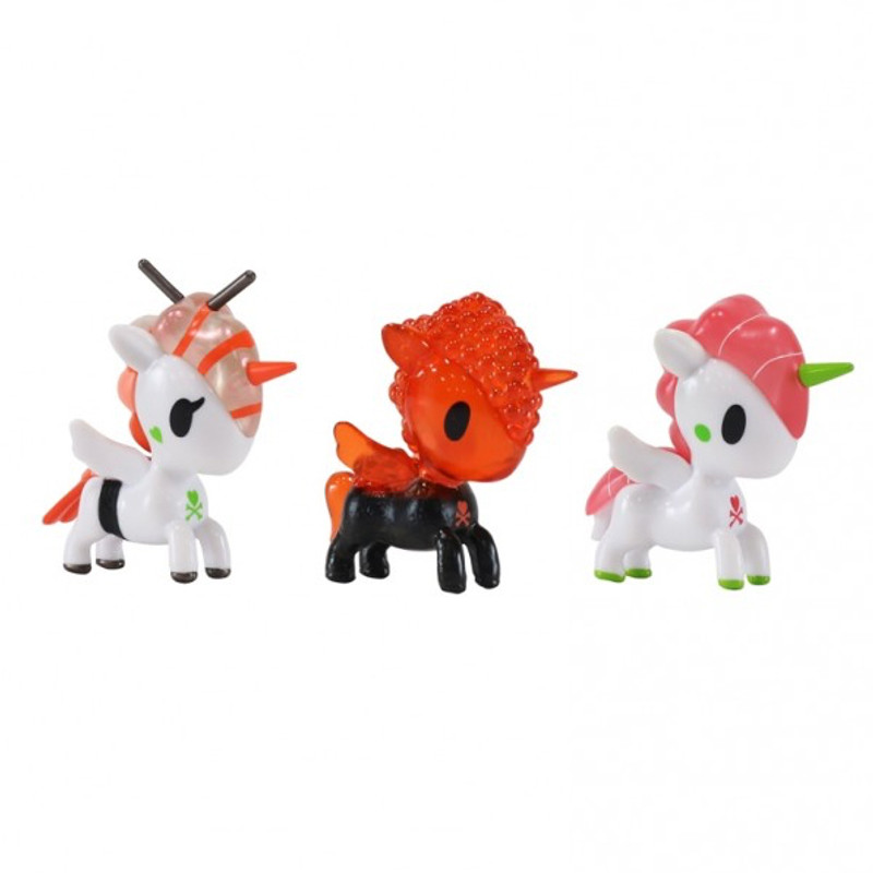 Unicorno : Sushicorno 3 Pack