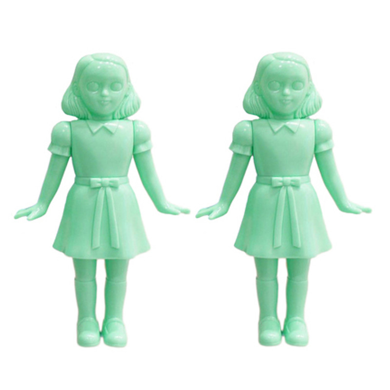 Twins Set : Mint Green