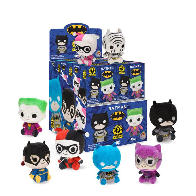 Batman Mystery Minis Plush Series : Blind Box
