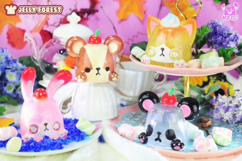 Jelly Forest PRE-ORDER SHIPS MAY 2018