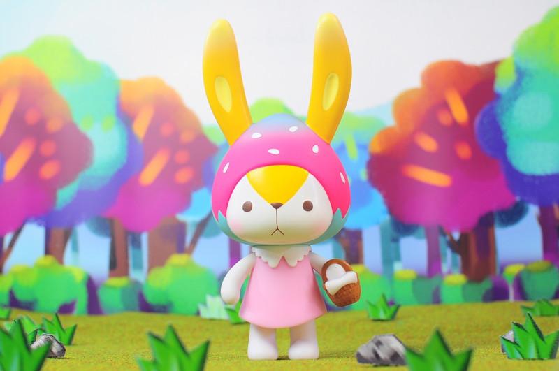 Zombie Bunny : Strawberry Bunny PRE-ORDER SHIPS JUN 2018