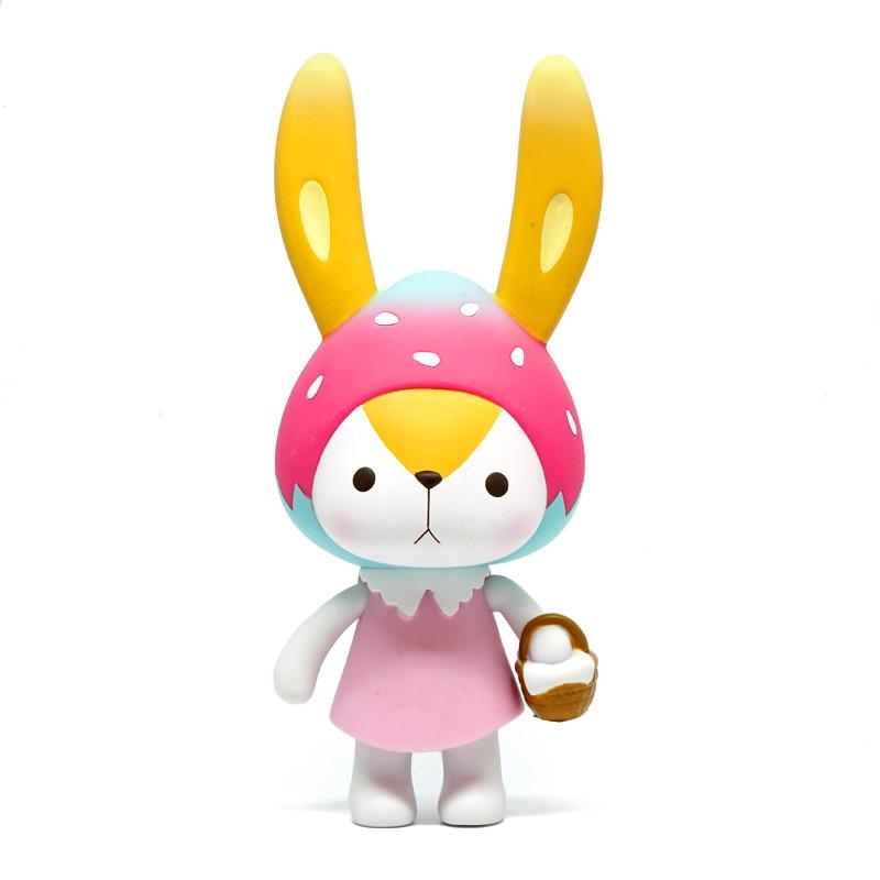 Zombie Bunny : Strawberry Bunny