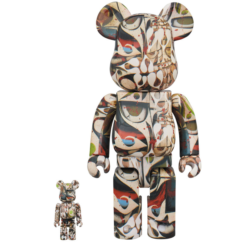 Be@rbrick 400% and 100% : Phil Frost PRE-ORDER SHIPS OCT 2018
