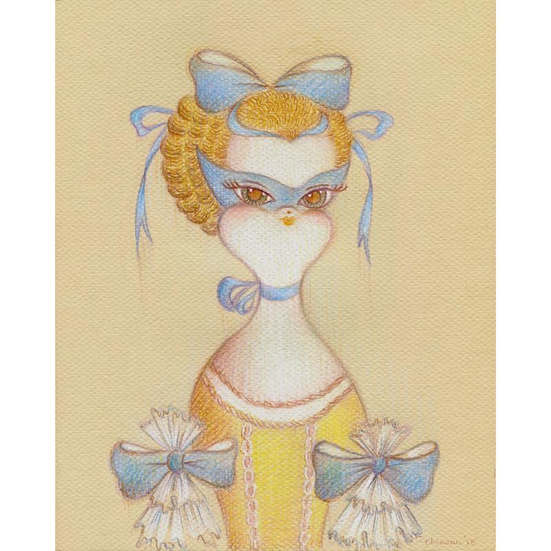 Marie Antoinette by Joanne Hsieh *SOLD*