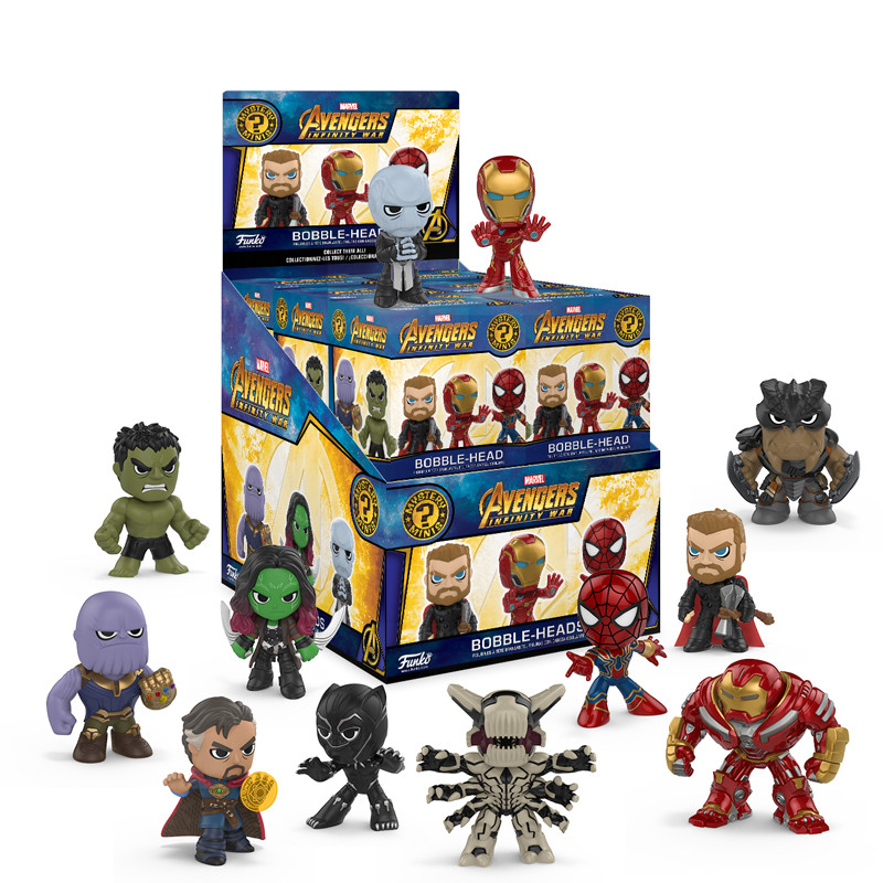 Avengers Infinity War Mystery Mini Series : Blind Box