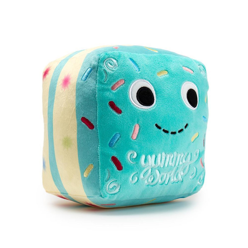 Yummy World 7 inch Plush : Finn Funfetti Cake