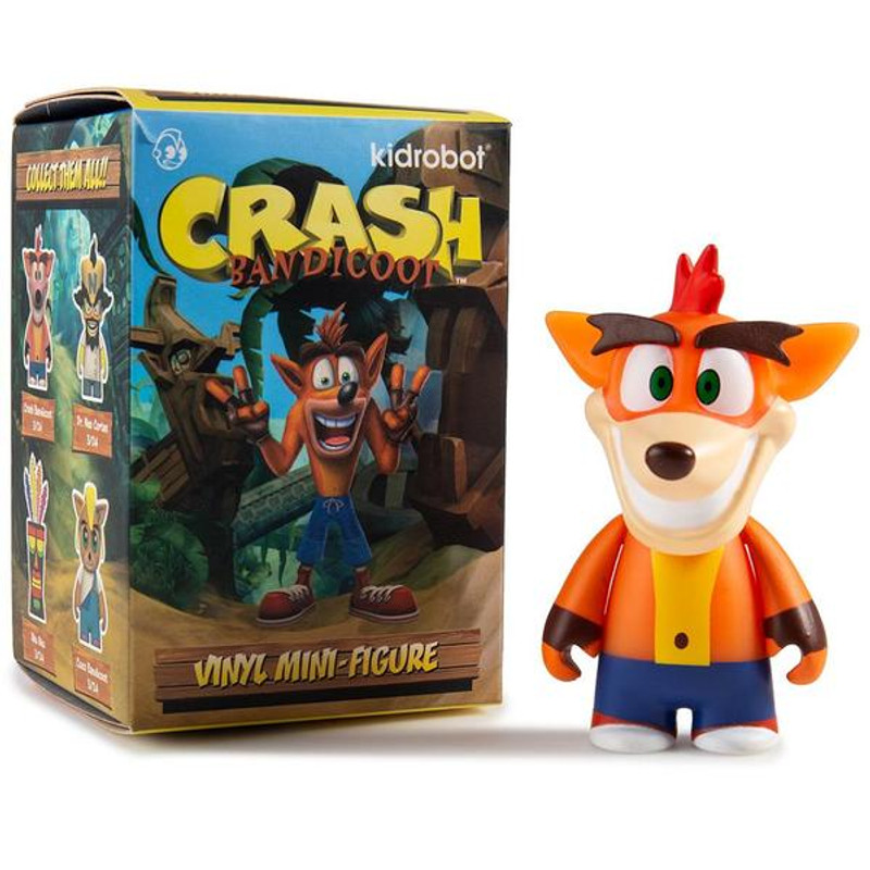 Crash Bandicoot Mini Series : Blind Box