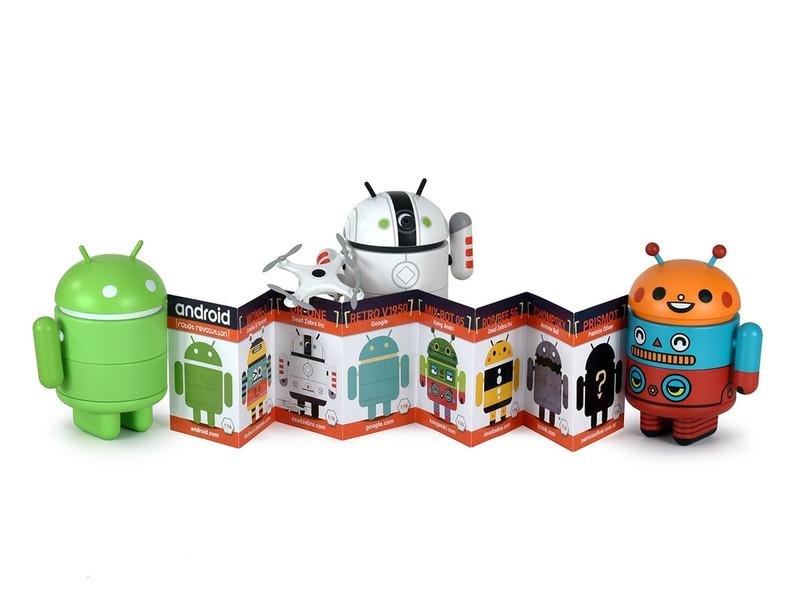 Android Mini Robot Revolution : Blind Box