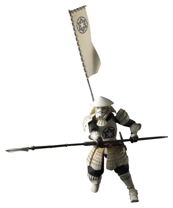 Tamashii Nations : Yari Ashigaru Stormtrooper