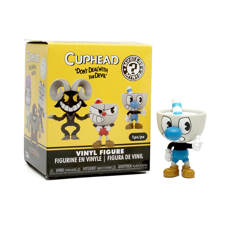Cuphead Mystery Mini Series : Blind Box