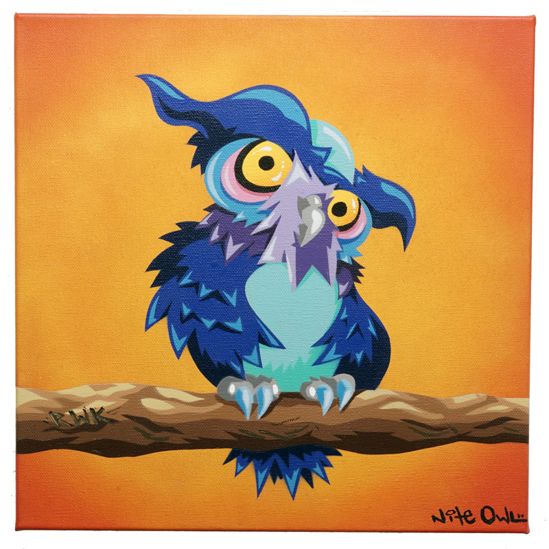 Nite Owl by Nite Owl