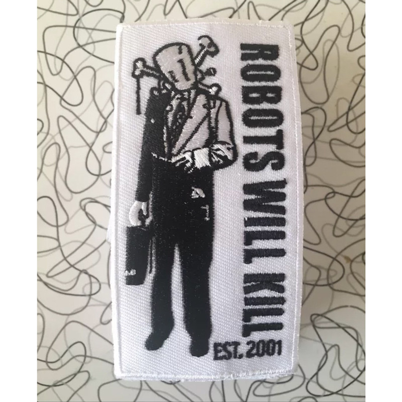 Bizman Iron-On Patch