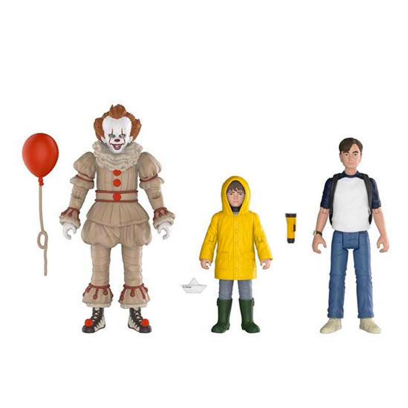 IT Action Figure 3 Pack : Pack 1