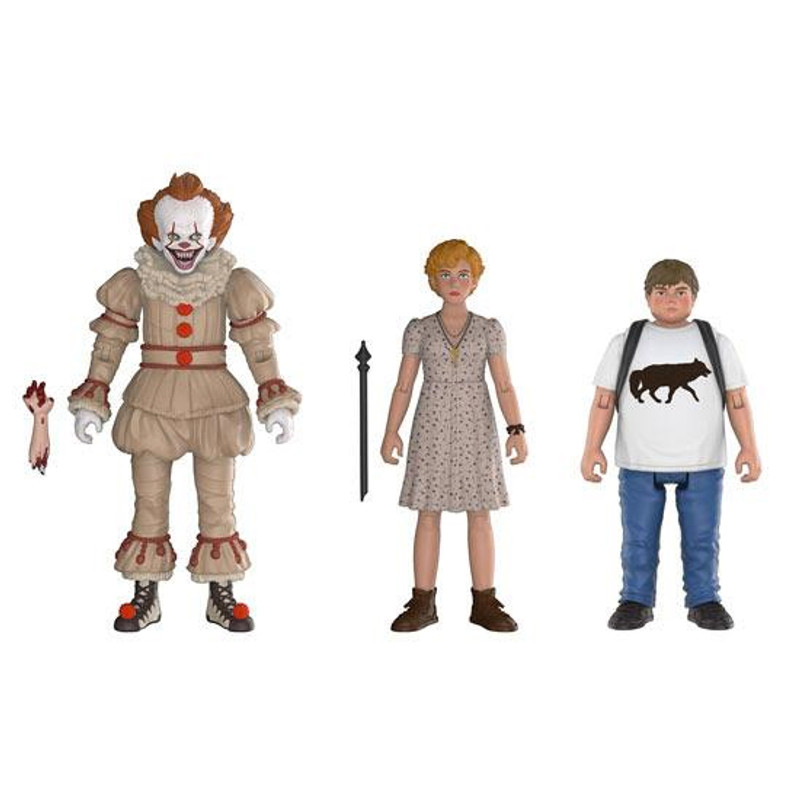 IT Action Figure 3 Pack : Pack 2