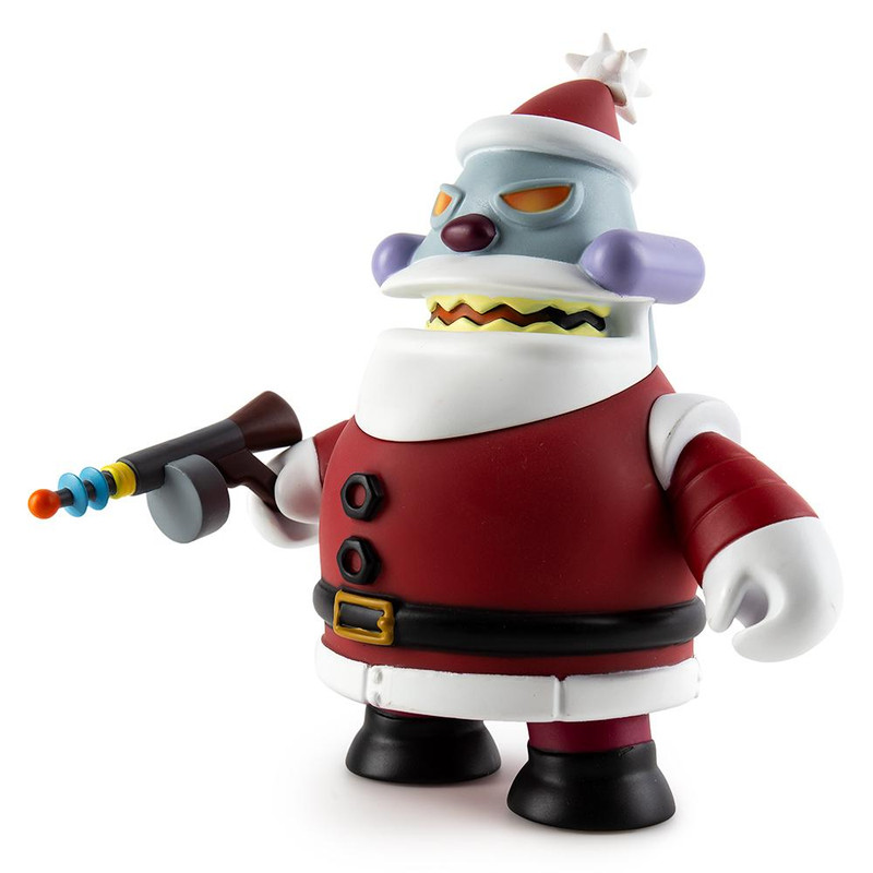 Futurama Robot Santa Naughty Medium Figure