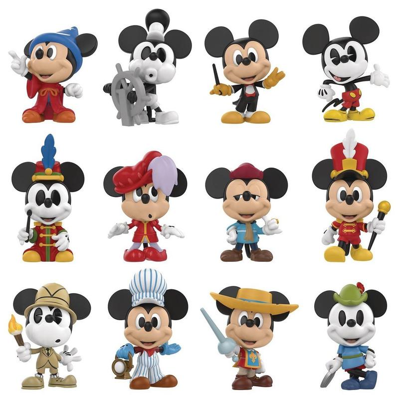 Mickey's 90th Minis : Random Assortment