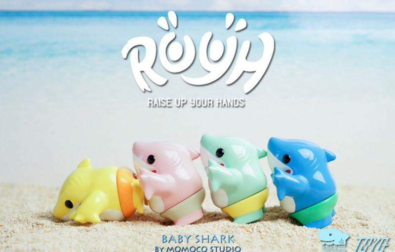 R.U.Y.H. Baby Shark Mini Series : Blind Box PRE-ORDER SHIPS OCT 2018