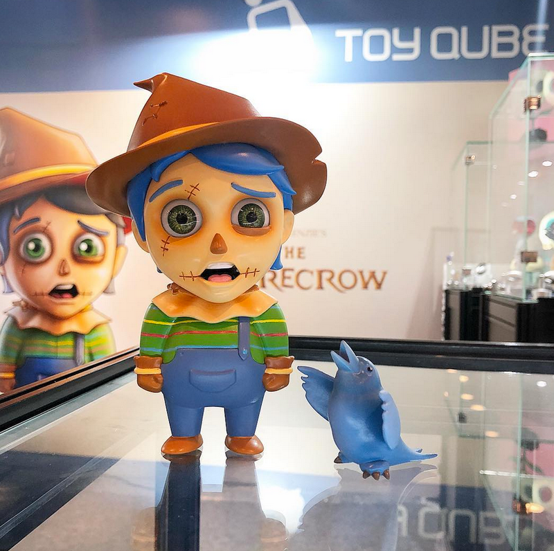 Baby Scarecrow Set PRE-ORDER SHIPS DEC 2018
